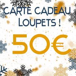copy of CARTE CADEAUX 50€