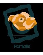 Portraits animaliers | LOUPETS